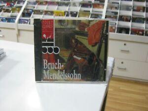 Bruch-Mendelssohn-CD-Allemagne-Violin-Concertos-1994-Helena-Spitkova