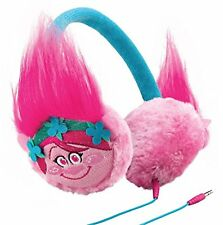 Dreamwork's Trolls Plush Headphones