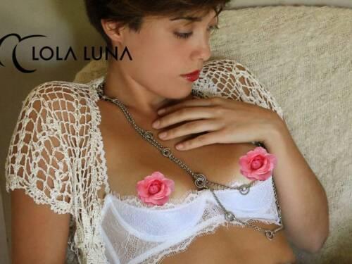 S Lola Luna Josephine Bras Milena White Victoria Milena Black
