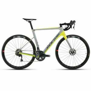 Forme-Flash-SL-Fulcrum-105-Bicycle-Cycle-Bikes-Yellow-Grey