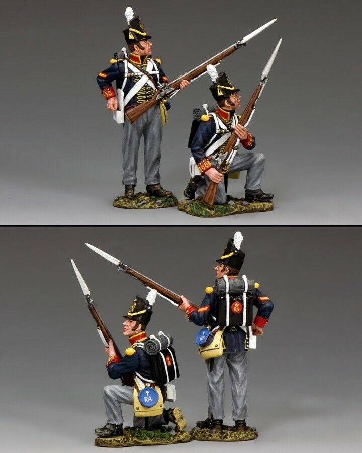 KING AND AND COUNTRY British Artillerymen - Ready, aye ready  NA346