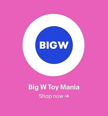 Big W Toy Mania