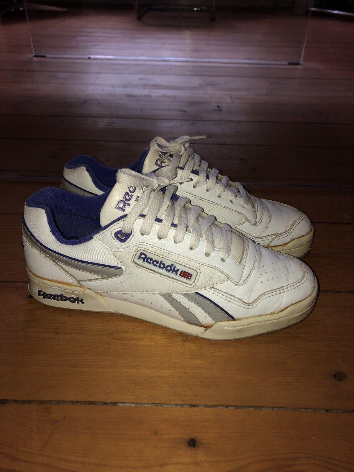 Vintage reebok classic de tenis ers 90s 90er 41,5