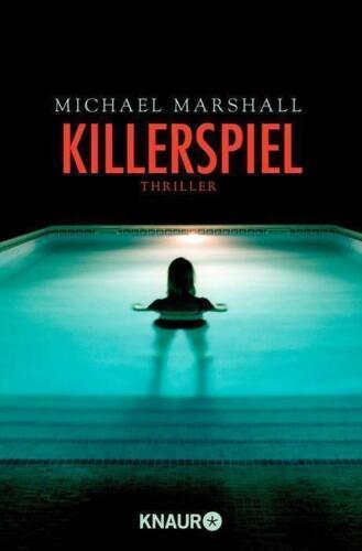 1 von 1 - Killerspiel von Michael Marshall - Taschenbuch