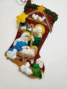 Bucilla Christmas Stocking Kits.Details About Bucilla Felt Christmas Stocking Kits 18 Finished