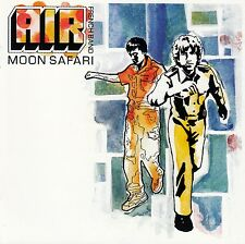 AIR : MOON SAFARI / CD - TOP-ZUSTAND