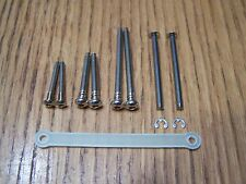 Traxxas 2wd Slash on Board Audio Front Rear A-arm Suspension Hinge Pins - Brace