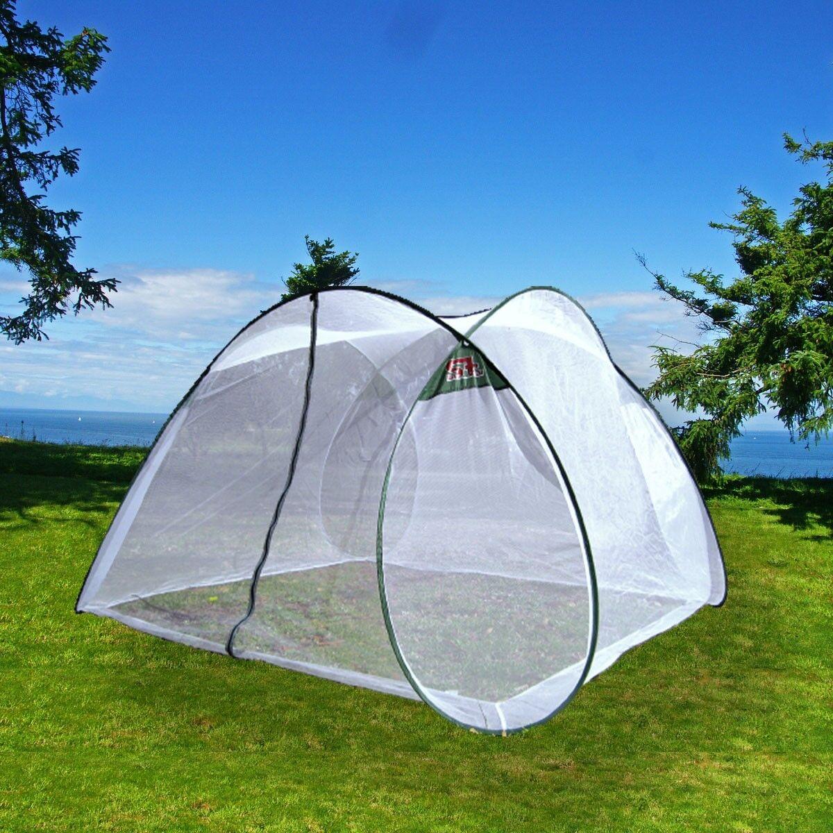Portable Foldable Insektenschutz Anti-Bug 45 Person Mosquito Net Tent