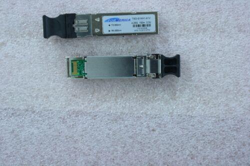 TSD-S1KH1-A1V SFP Optical Transceiver NEW 4.25G  150m  3.3V TX 850nm RX 850nm