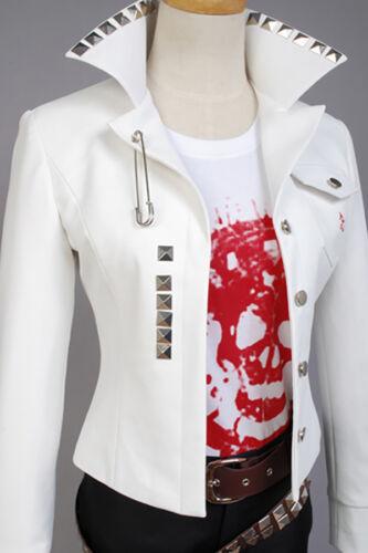 Details about  /Dangan Ronpa Danganronpa Leon Kuwata Cosplay Costume Uniform Outfit Jacket