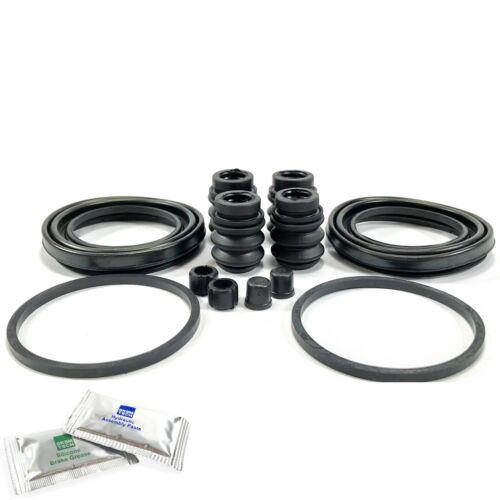 2x Front Caliper Repair Kits Joints Compatible avec HONDA Legend KA9 3.5 97-04 SCK5720JX2