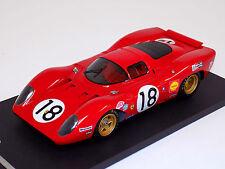 1/18 Ferrari 312P 1969 Le Mans car #18 Rodriguez Piper Lim 150 pcs f2