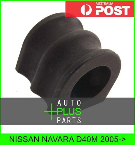 Fits NISSAN NAVARA D40M 34mm Bush For Front Sway Bar Stabiliser Bush Rubber
