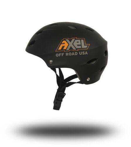 **NEW** AXEL OFF ROAD JEEP//UTV//ATV//4x4 Trail Helmet Matte Black Size X-Small