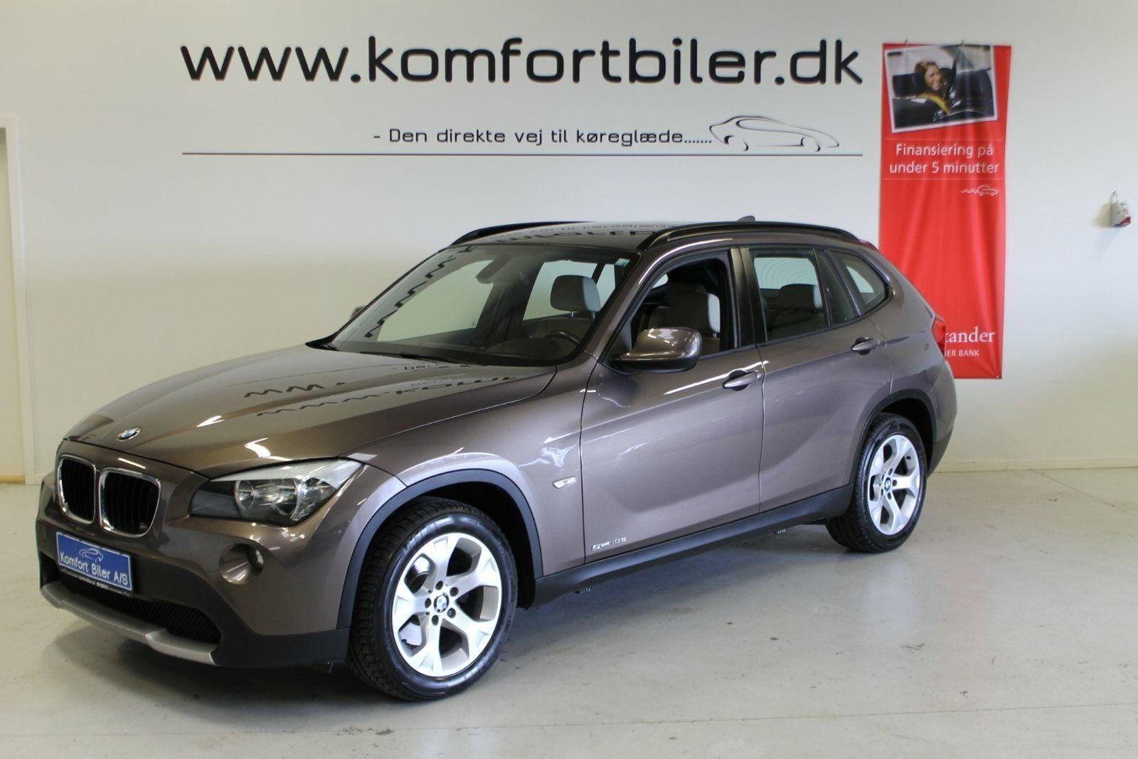 BMW X1 2,0 sDrive18d aut. 5d - 169.900 kr.