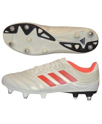 Scarpe calcio Miste Adidas COPA 19.3 SG G26974 Bianco
