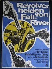 Filmplakat  EA  Die Revolverhelden von Fall River  /  Young Fury   R.Calhoun