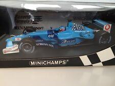 1:18 Benetton Renault Sport B201 J. Button Minichamps
