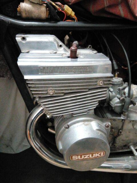 Ignition Switch for 1973 Suzuki GT 550 K