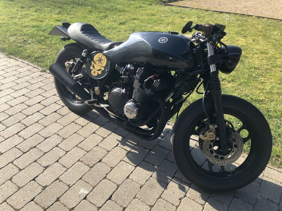 Yamaha, XJ900, 900 ccm