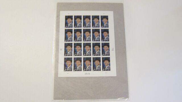 Frank Sinatra Sheet Of 20 MNH 42c Stamps USPS Sealed
