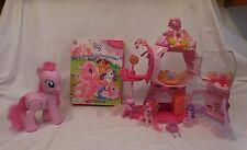 My Little Pony Sweet Belle's Gumball Toy House Plays Music + Pony's Book + Pinki