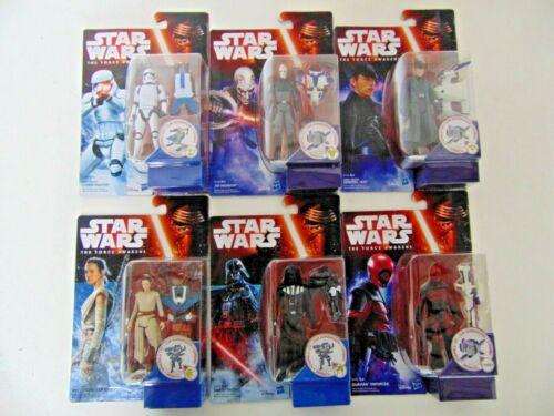 Hasbro Star Wars Sammelfigur The Force Awakens 6 fach sortiert Sammler