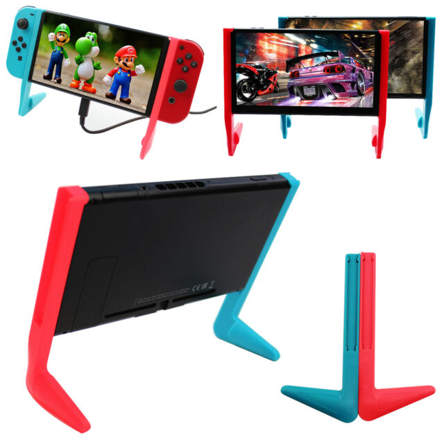 Portable Compact Bracket Play Mount Stand Holder for Nintendo Switch NS  Console