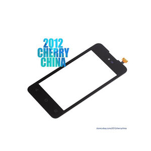 New-Touch-Screen-Replacement-Digitizer-Repair-Glass-For-Wiko-Sunset-2-Black
