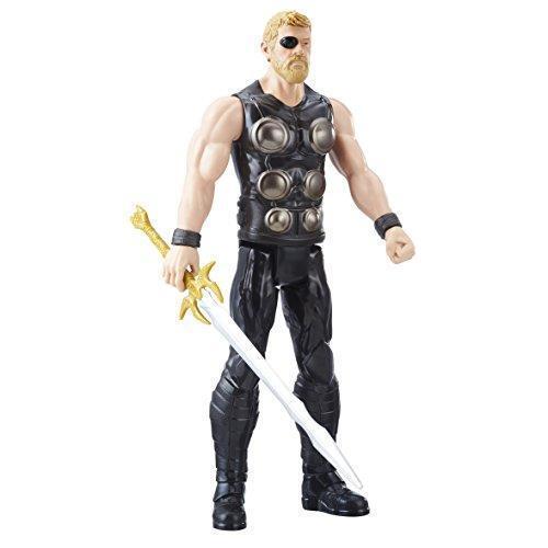 Avengers Marvel Titan Hero Series 12-inch Thor Figure New in Sealed Box