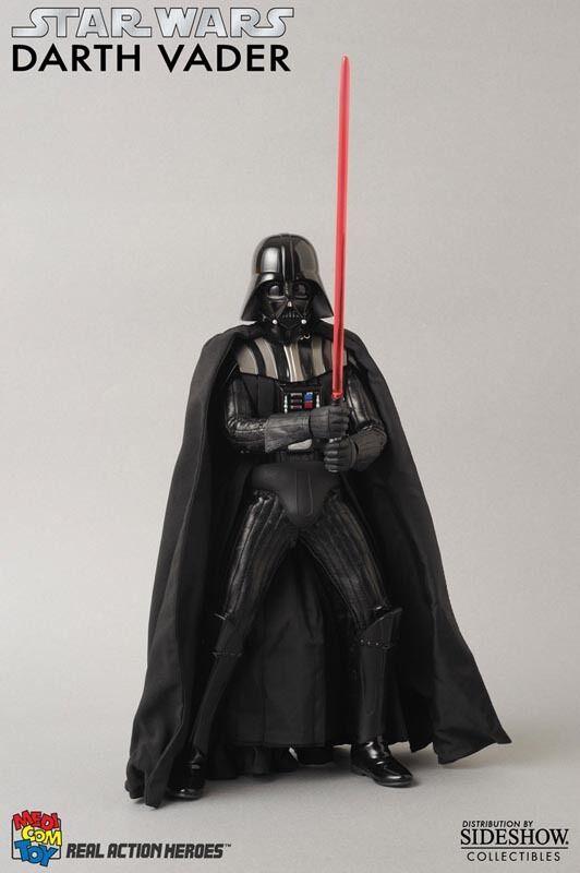 STAR WARS - 12  Darth Vader Ver. 2.0 RAH Action Figure 1 6th Scale (Medicom)