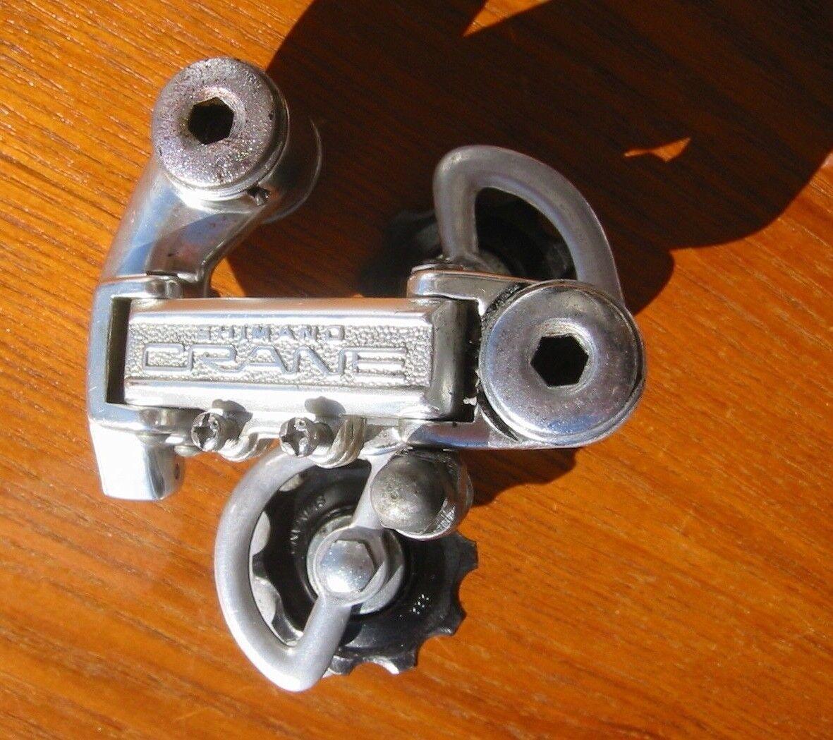 Shimano Crane D-501 Rear Derailleur from DuraAce Group  -1973-1976 - Erocia