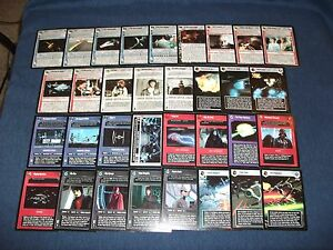 Jabba/'s Palace Star Wars CCG Ten Rare Cards Lot from Assorted Rares