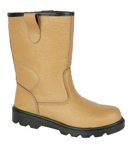 13 14 15 SALE Safety Toe Cap Steel Midsole Thermal Rigger Boots SIZE 3 4 5 6 ..