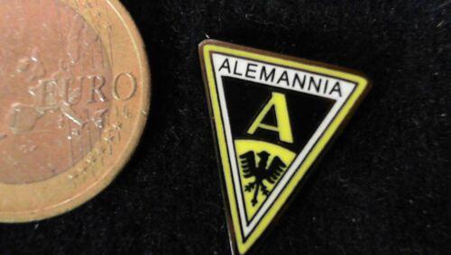 Fussball DFL DFB original Lizenzlogo Regionalliga Pin Badge Alemannia Achen