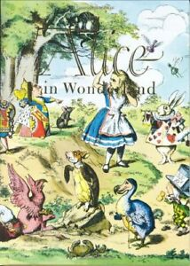 Alice-in-Wonderland-and-Through-the-Looking-Glass-Illustrated-Junior-Library