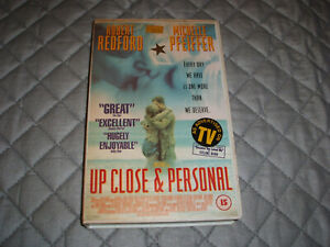 VHS-VIDEO-TAPE-BIG-BOX-UP-CLOSE-amp-PERSONAL-FREE-POSTAGE-2