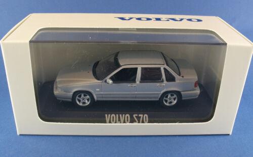 MINICHAMPS 1:43 in OVP Modellauto VOLVO S70 Limousine silber silver