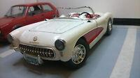 1/18 Pièces détachés Chevrolet Corvette 1957 Bburago