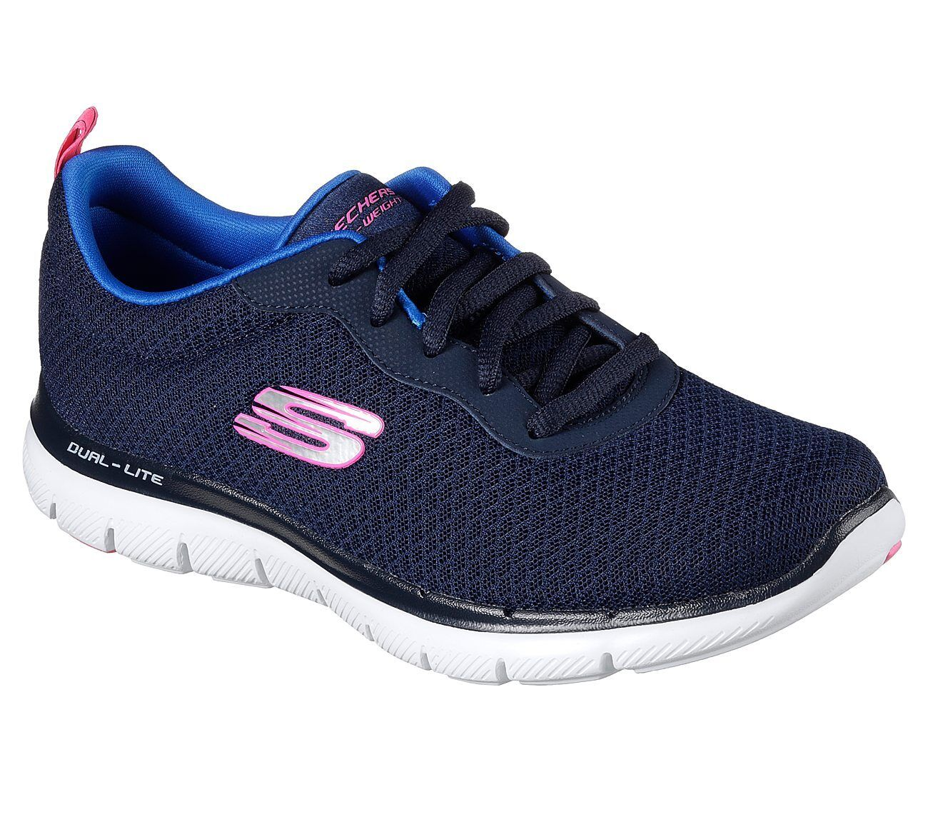 Mujer Appeal Skechers Flex Appeal Mujer 2.0 - Newsmaker 12775 NVY 44e244