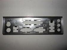 ASUS P4B533-E, P4B533-V, P4BGL-VM, IO I/O Shield Backplate For Motherboard Used