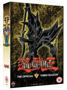 Neuf Yu-Gi-Oh! Saison 3 Épisodes 98-144 DVD