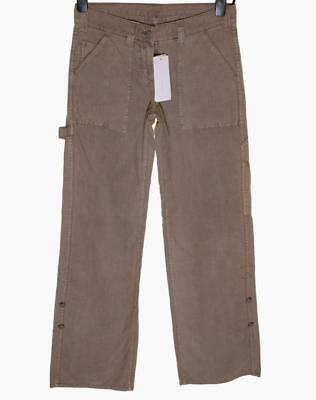 Aktiv Bnwt Women's French Connection Vintage Corduroy Jeans Trousers Rrp£60 New 3/4