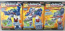 NEW* Fortress Maximus Kabaya Transformers DX gum model kit set of 3 takaratomy