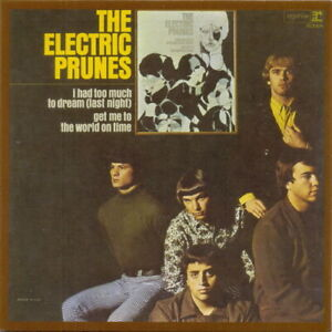 NEW-CD-Album-The-Electric-Prunes-Self-Titled-Mini-LP-Style-Card-Case
