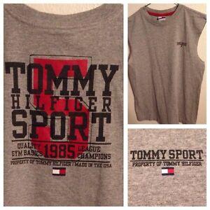 tommy hilfiger t shirt sports