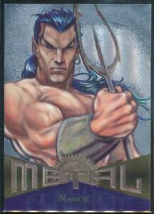 1995-Marvel-Metal-Silver-Flasher-Trading-Card-37-Namor