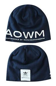 Adidas-x-White-Mountaineering-Mens-Unisex-Beanie-Hat-Navy-BQ0979-UW51