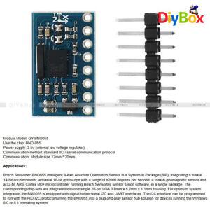 Angle-Gyroscope-Module-9DOF-9-Axis-Absolute-Orientation-BNO055-Attitude-Sensor