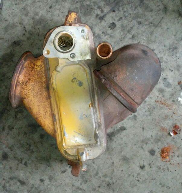 Caterpillar C15 Acert Engine Intercooler Precooler 286-5622